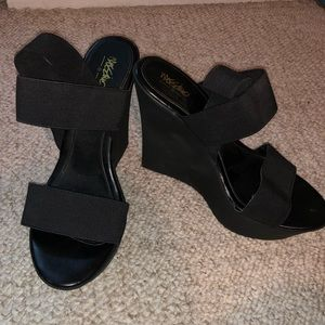 Mossimo Supply Co. Shoes - Mossimo Wedge Heels